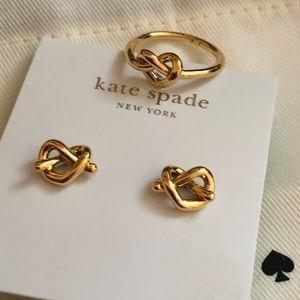 Kate Spade Love Knot Set